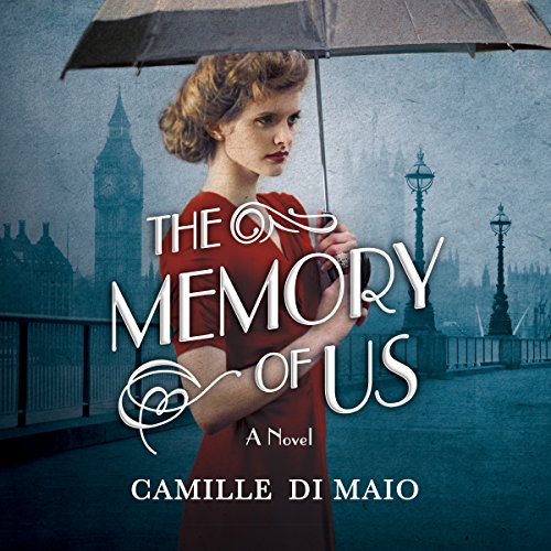 The Memory of Us audiobook cover art