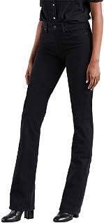 Calça Jeans Levis Feminina 315 Shaping Bootcut 4 Way Stretch Preta