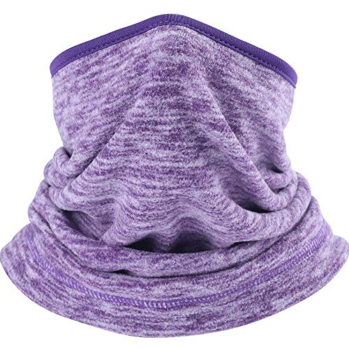 Outdoor Fleece Bandana Warmer Neck Gaiter Thermal Half Face Mask Tube Cycling Snowboard Skiing Hiking Sjaal Heren Dames Winter