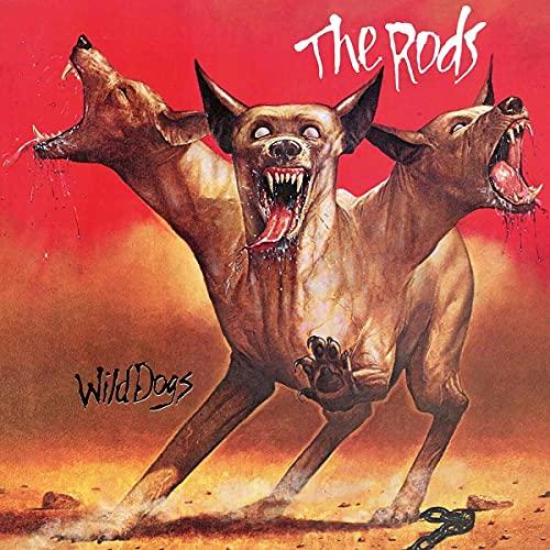 Rods,the: Wild Dogs (Slipcase) (Audio CD)