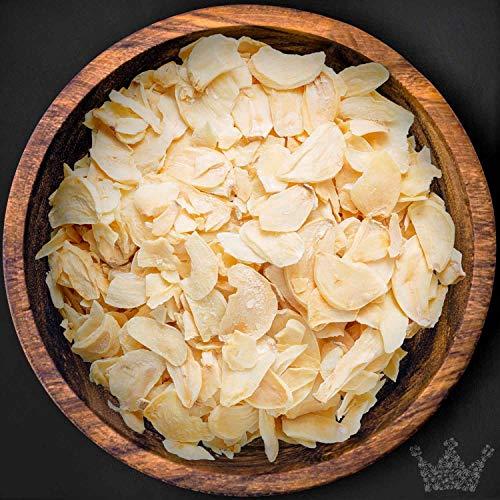 Knoblauchflocken, Knoblauchchips, 100g - Bremer Gewürzhandel