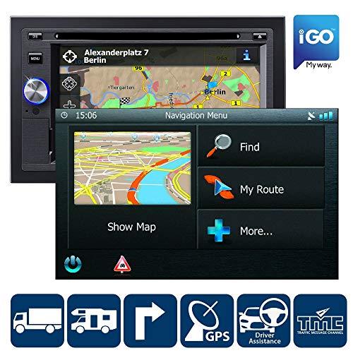 Blaupunkt Navigationssoftware Santa Cruz, Oslo, San Diego, Las Vegas - Truck - 5105010036001