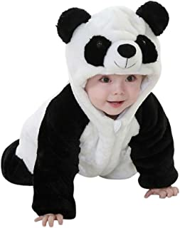 b185268ece558 Katara 1778 - Onesie Bébé Kigurumi Pyjama à Capuche Combinaison de Nuit  Barboteuse Enfant 18-