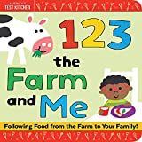 1 2 3 the Farm and Me: An Interactive Learn to Count Board Book for Toddlers (America's Test Kitchen Kids)