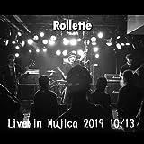 Supersonic (Flash Back) [Live at Mujica, Nagoya, 2019 10/13]