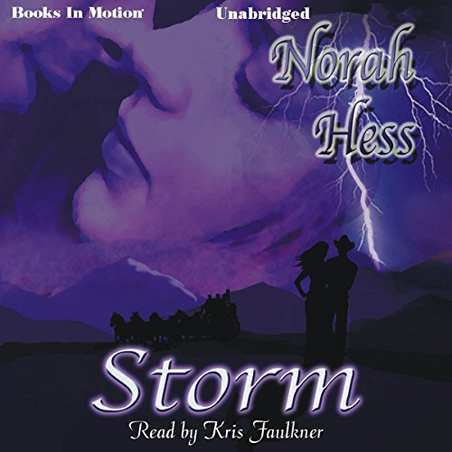 Storm audiobook cover art