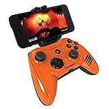 Mad Catz - Micro C.T.R.L.I Mando, Color Naranja (Iphone, Ipad, Ipod)