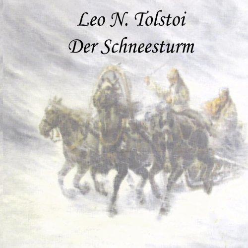 Der Schneesturm cover art