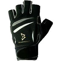 Women's Beast Mode Fingerless Fitness Gloves