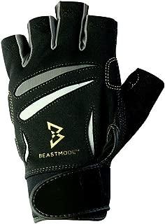 Bionic Women's Beast Mode Fitness Fingerless Gloves