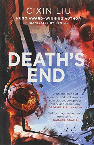 The Three-Body Problem 3. Death's End [Lingua inglese]