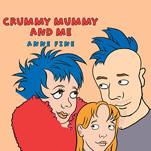 Crummy Mummy and Me audiobook cover art