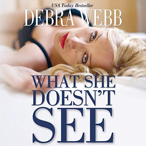 What She Doesn't See audiobook cover art