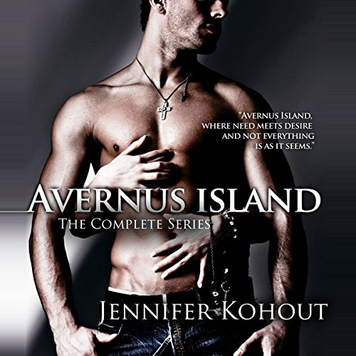 Avernus Island: The Complete Series audiobook cover art