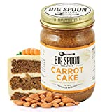 FRESH, NATURAL, CREAMY ALMOND BUTTER: Every jar of Big Spoon Roasters Almond Butter packs the finest ingredients, unique coarse-ground texture, rich flavors & responsible production; All natural, pure almond butter CERTIFIED POLLINATOR FRIENDLY ALMON...