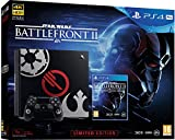 Sony PS4 Pro Limited Edition STAR WARS Battlefront II Bundle Negro 1000 GB Wifi - Videoconsolas (PlayStation 4 Pro, Negro, 8196 MB, GDDR5, GDDR3, AMD Jaguar)
