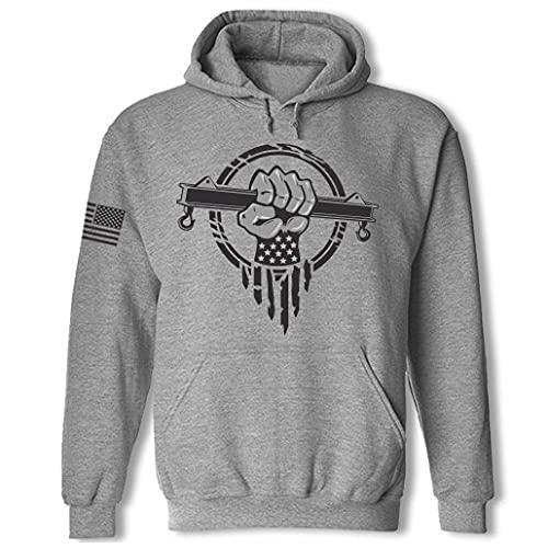 Rigger Hero Max 76% OFF Sweatshirt Hoodie Very popular!