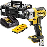 <span class='highlight'>Dewalt</span> DCF887 <span class='highlight'>18V</span> XR Impact Driver   2 x 2ah Batteries, Charger & T-Stack Case & Inlay