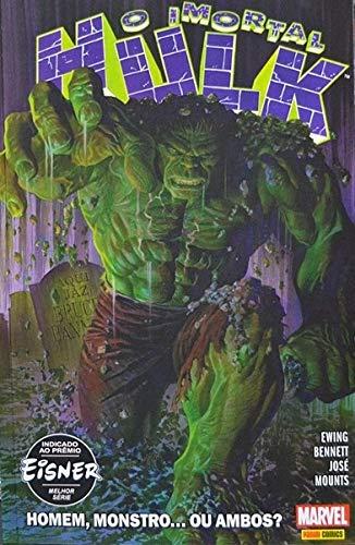 O Imortal Hulk Vol. 1 - Homem, Monstro... ou Ambos?