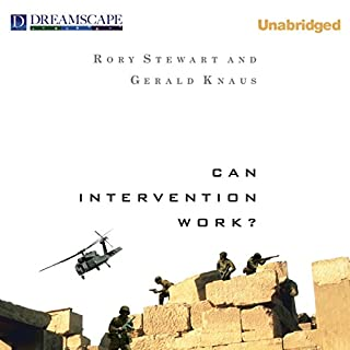 Can Intervention Work? audiobook cover art