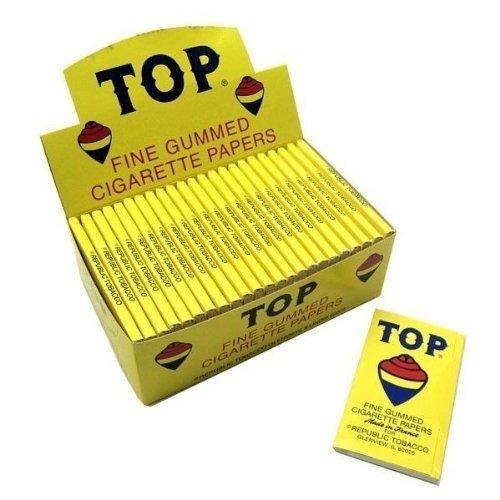 Tops Rolling Paper - Regular Pack of 6