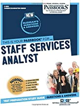 staff services analyst study guide