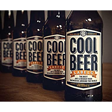 Cool Beer Labels: The Best Art & Design from Breweries Around the World