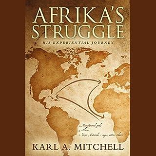 Afrika's Struggle audiobook cover art