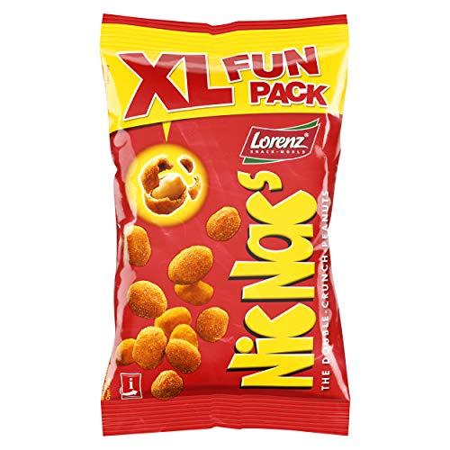 Lorenz Snack World Nic Nac's Original XL Fun Pack, 14er Pack (14 x 200 g)