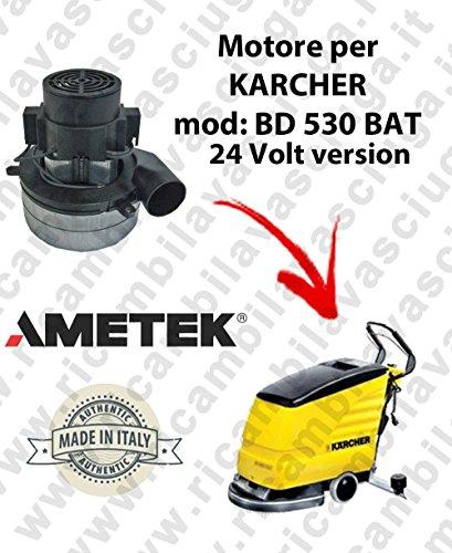 Ametek - aanzuigmotor voor autolaveuse Karcher BD 530 BATT 24 V