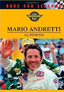 Mario Andretti (Race Car Legends) (Race Car Legends: Collector's Edition)