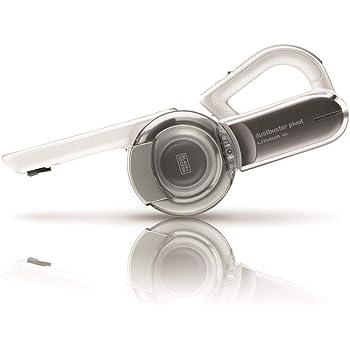 BLACK+DECKER PV1820L-QW - Aspirador de mano sin cable 18V(1.5Ah), cabezal pivotante ya cción ciclónica.: Amazon.es: Hogar