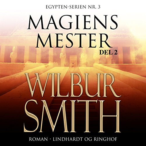 Magiens mester 2 cover art