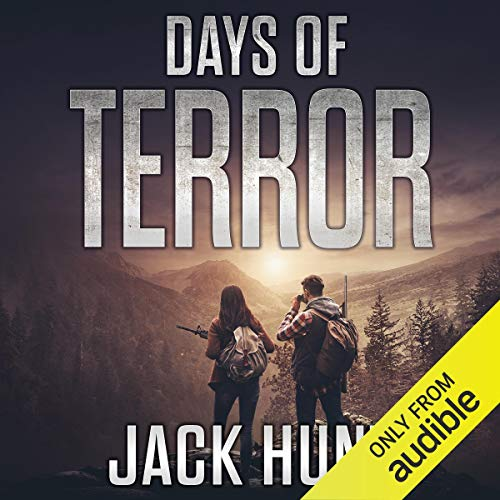 Days of Terror audiobook cover art