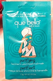 Best que bella tea tree and witch hazel mask Reviews