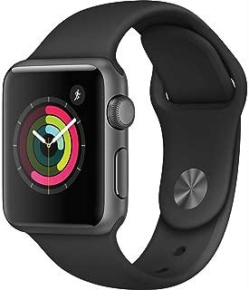 Apple Watch Series 1 38mm Smartwatch (Space Gray Aluminum Case/Black Sport Band)