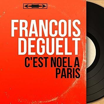 C'est Noël à Paris (feat. Jo Moutet Et Son Orchestre) [Mono Version]