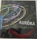 Aurora Profesyonel Renkli Uzun Sap Baglama Saz Teli 0,20