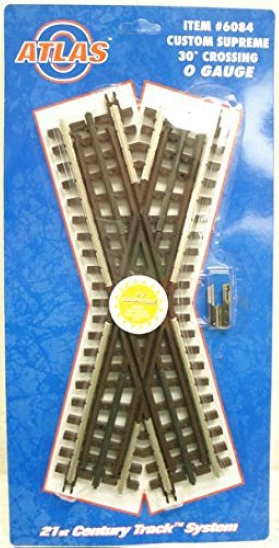 al precio mas bajo Atlas O Scale Scale Scale 3-Rail 30 Degree Crossing   6084 by Atlas  más orden