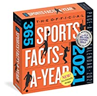 The Official 365 Sports Facts-a-Year 2021 Calendar