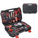 Herramientas de reparación de bicicletas caja de herramientas del electricista 129 juego de herramientas eléctricas taladro eléctrico destornillador electrónico varias brocas