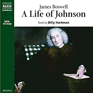 A Life of Johnson cover art