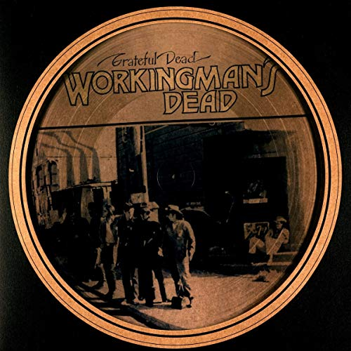 """Workingman'S Dead (50Th Anniversary Edt. 12"""" Picture Disc Limited Edt.)"""