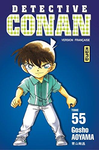 Détective Conan - Tome 55
