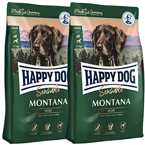 Happy Dog 2 x 10 kg Supreme Sensible Montana