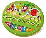 Lisciani Giochi - Carotina Gioco Educativo Fattoria Parlante, Multicolore, 63437