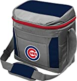 Coleman MLB Soft-Sided Insulated Cooler Bag, 16-Can Capacity, Chicago Cubs