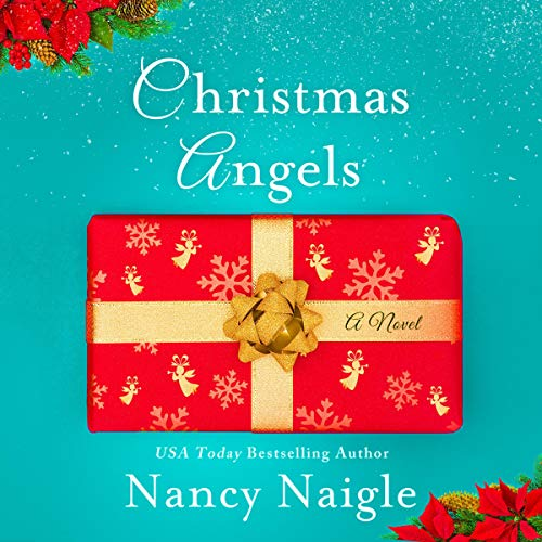 Christmas Angels audiobook cover art