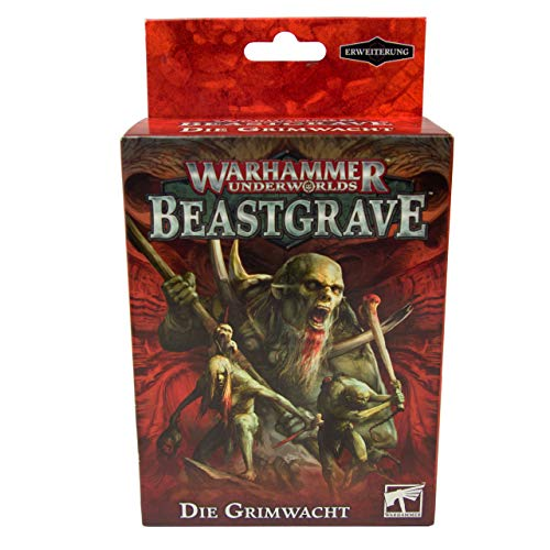 Games Workshop Warhammer Underworlds: Shadespire - Sepulchral Guard Tabletop-Spiel Fantasy Battles