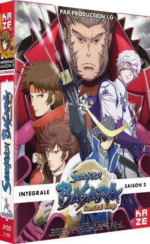 Sengoku Basara-Intégrale Saison 2